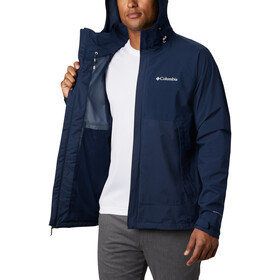 Columbia Evolution Valley Takki Miehet, collegiate navy